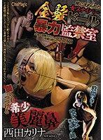 金髮女間諜暴力禁閉室 西田卡莉娜
