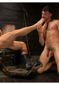 Fresh Meat: Arad Winwin Trains New Slave